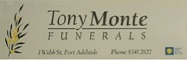 Tony Monte Funeral Services